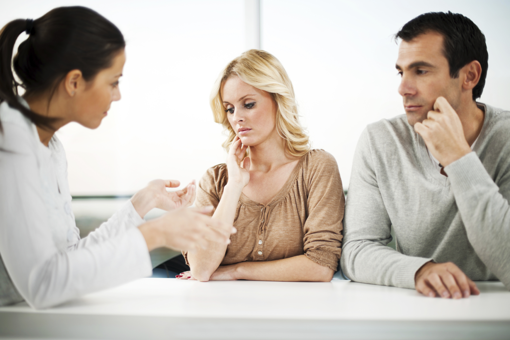 Restoring Broken Trust Through Relationship Counseling